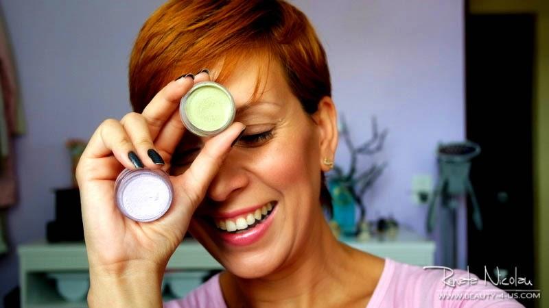 Como preparar a pele usando corretivo colorido