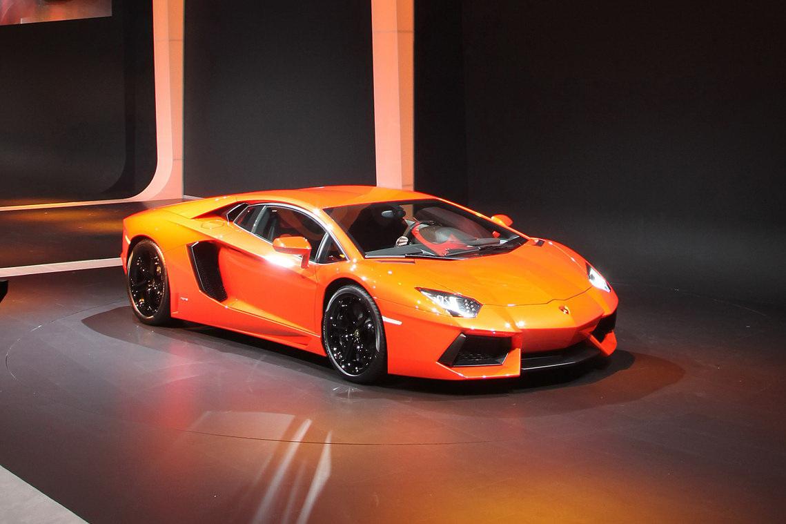 Hd Car Wallpapers Lamborghini Aventador Wallpaper