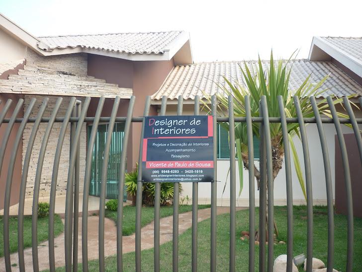 Projeto residencial - andamento