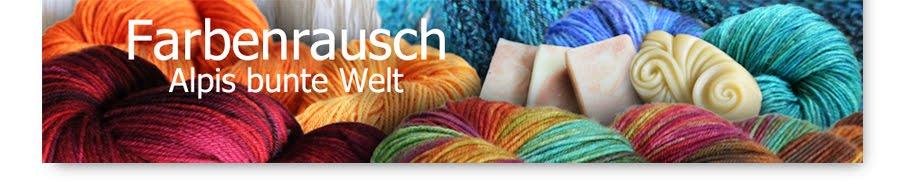 Farbenrausch - Alpis bunte Welt