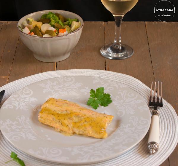 Recetas de jurel cocinar en casa es for Cocinar jurel