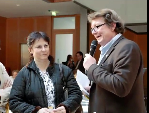 Berlín Alemania: Jornada GMO Free EU