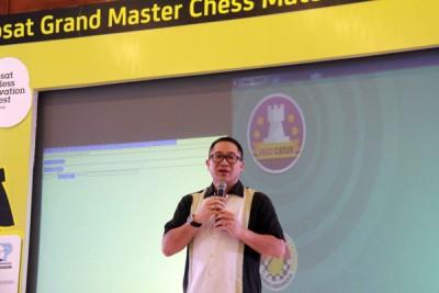 Indosat Grand Master Chess Match Berhasil Pecahkan Rekor Dunia