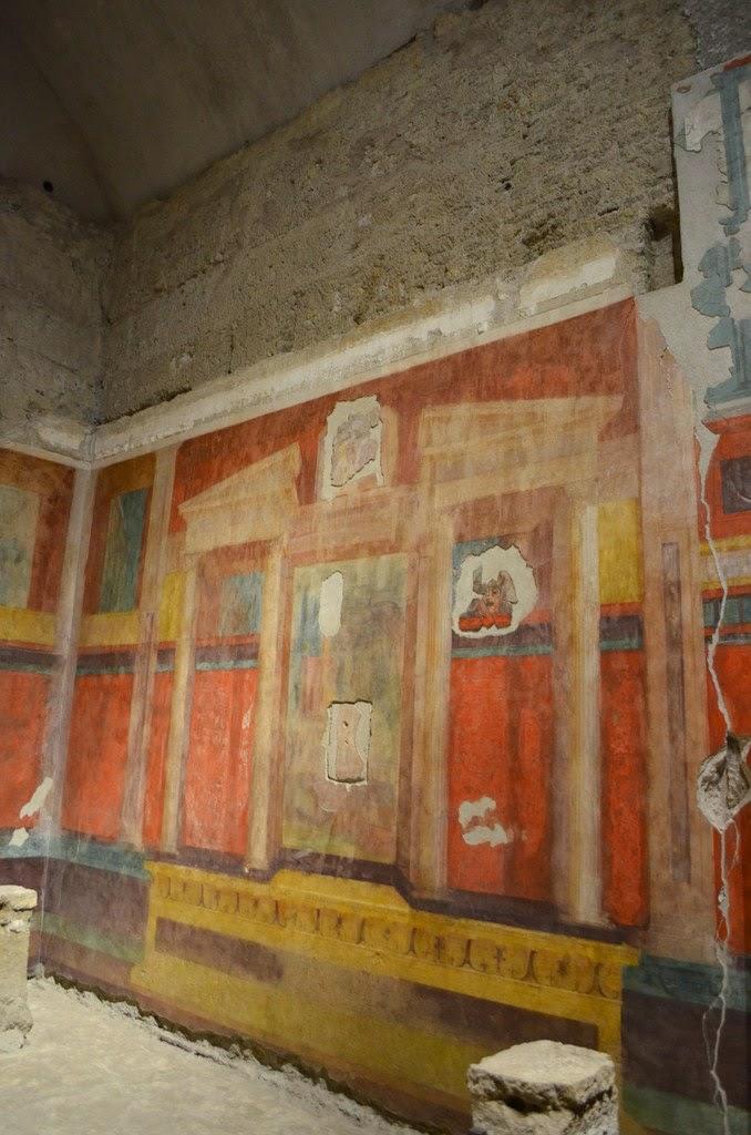 I viaggi di raffaella il palatino il colle sul quale - Decorazioni pittoriche ...