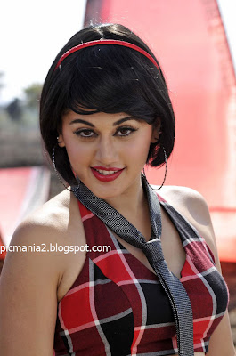 south indian sexy and hot actress tapsee in bikini hot showing navel and cleavage image gallery