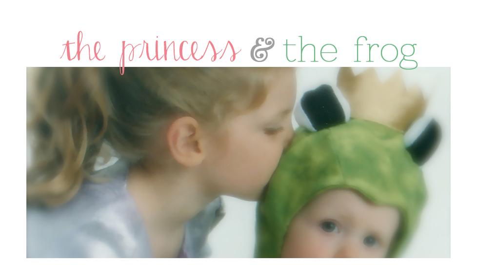 The Princess and The Frog Blog
