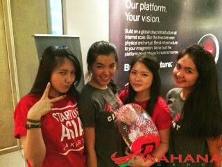 spg event jakarta, agency spg event jakarta, spg indonesia, usher jakarta, start up asia jakarta
