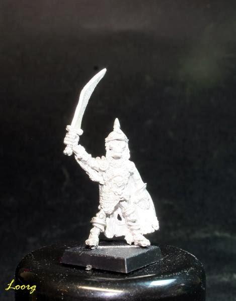Ennio Mordini de la Nightmare Legion o la Legión de la pesadilla