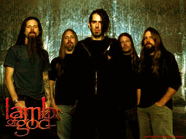 Lirik Lagu Lamb Of God - Laid To Rest