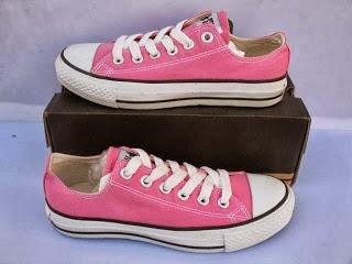 Sepatu Converse Classic pink grosir