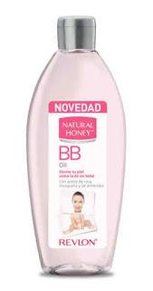 BB Oil de Natural Honey para hidratarse la piel del cuerpo después del verano