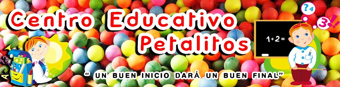Centro Educativo Petalitos