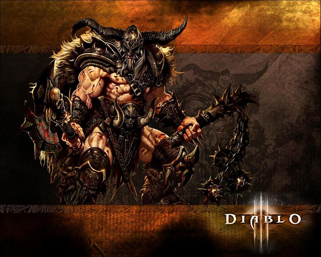 Diablo HD & Widescreen Wallpaper 0.281717176886016