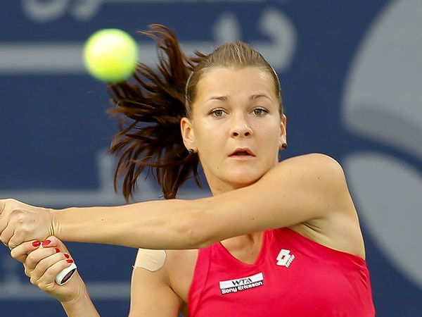 Watch Dubai 2012 Final Highlights: Radwanska beats Goerges