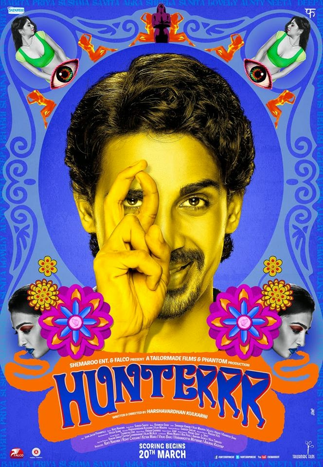 Hunterrr (2015) Poster