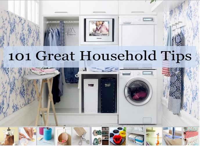 101 Tips Membuat Kerja Rumah Lebih Mudah