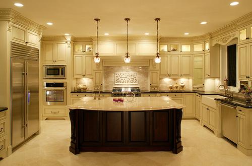 Superbe Lavish Kitchen Interior