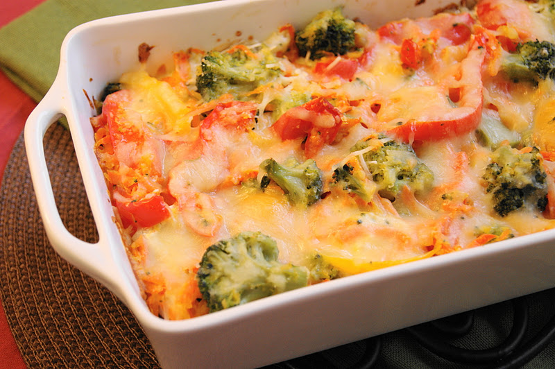 bell pepper broccoli vegetable lasagna the kitchen is my playground. Black Bedroom Furniture Sets. Home Design Ideas