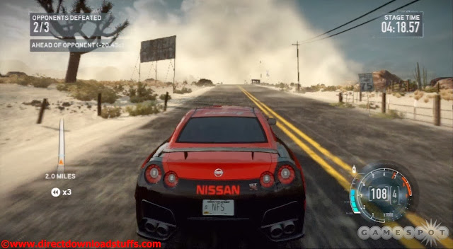 Need for Speed: The Run PC Game Single Direct Link - PC Game Links