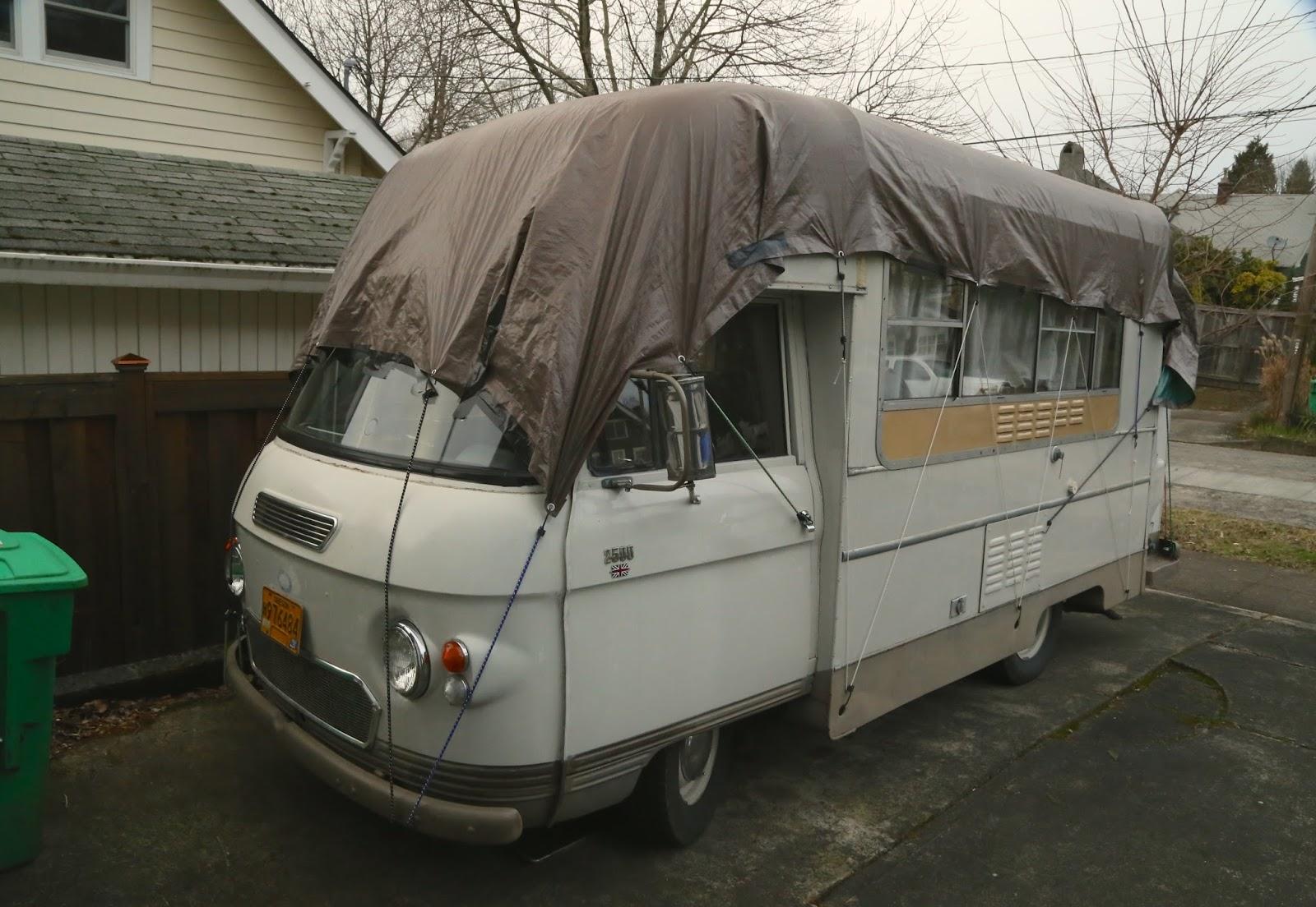 1976 Commer camper van
