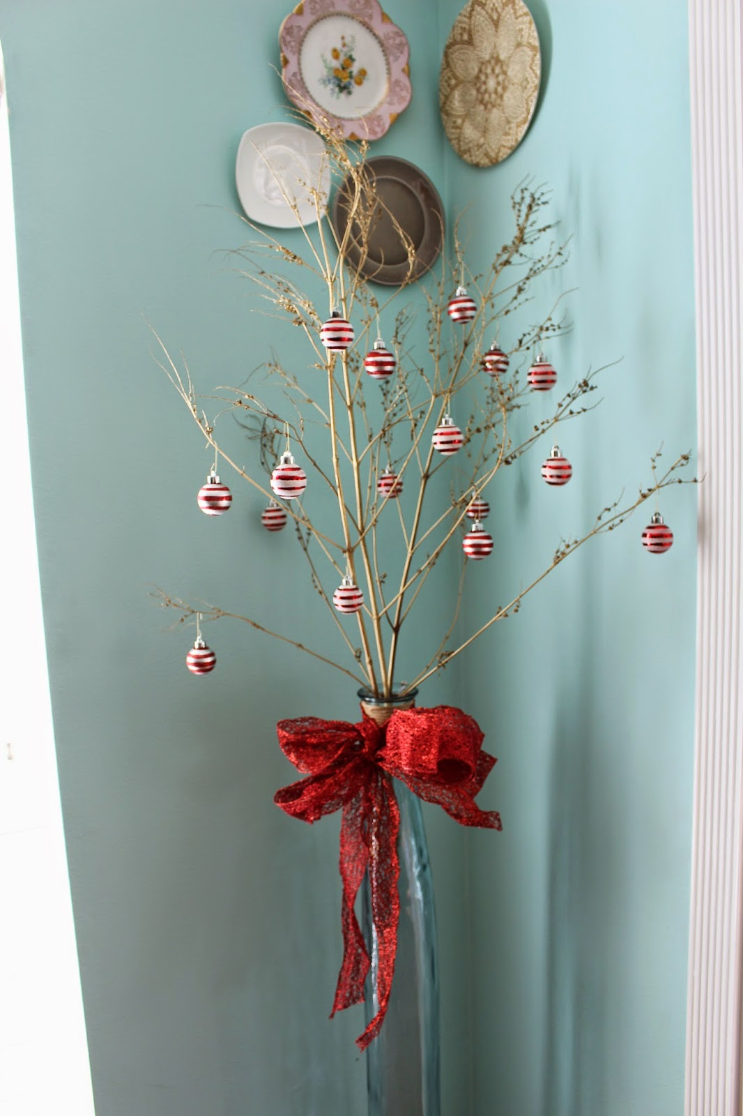 Twig Christmas Decor
