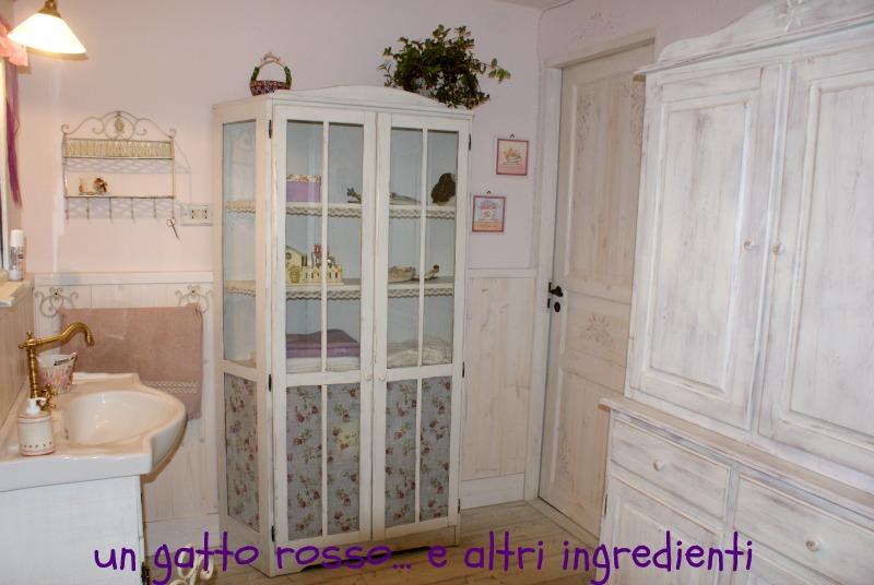 Vetrina Per Bagno ~ Home Design e Ispirazione Mobili