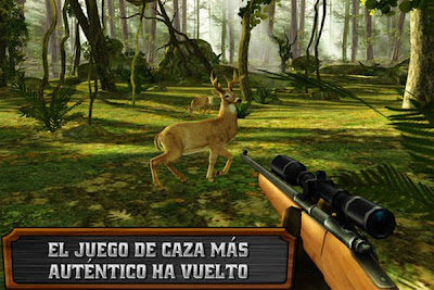 Deer Hunter Reloaded 011 Deer Hunter Reloaded, descargar gratis este juego de caza para el iPhone