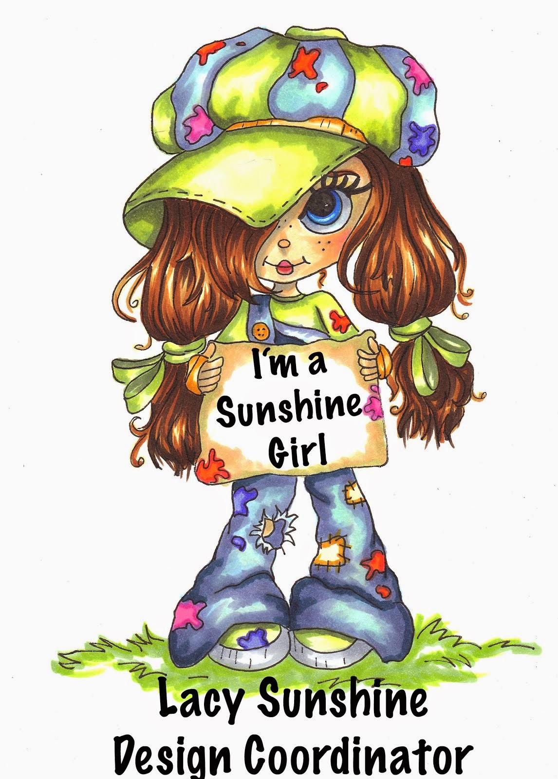 LACY SUNSHINE COORDINATOR:)
