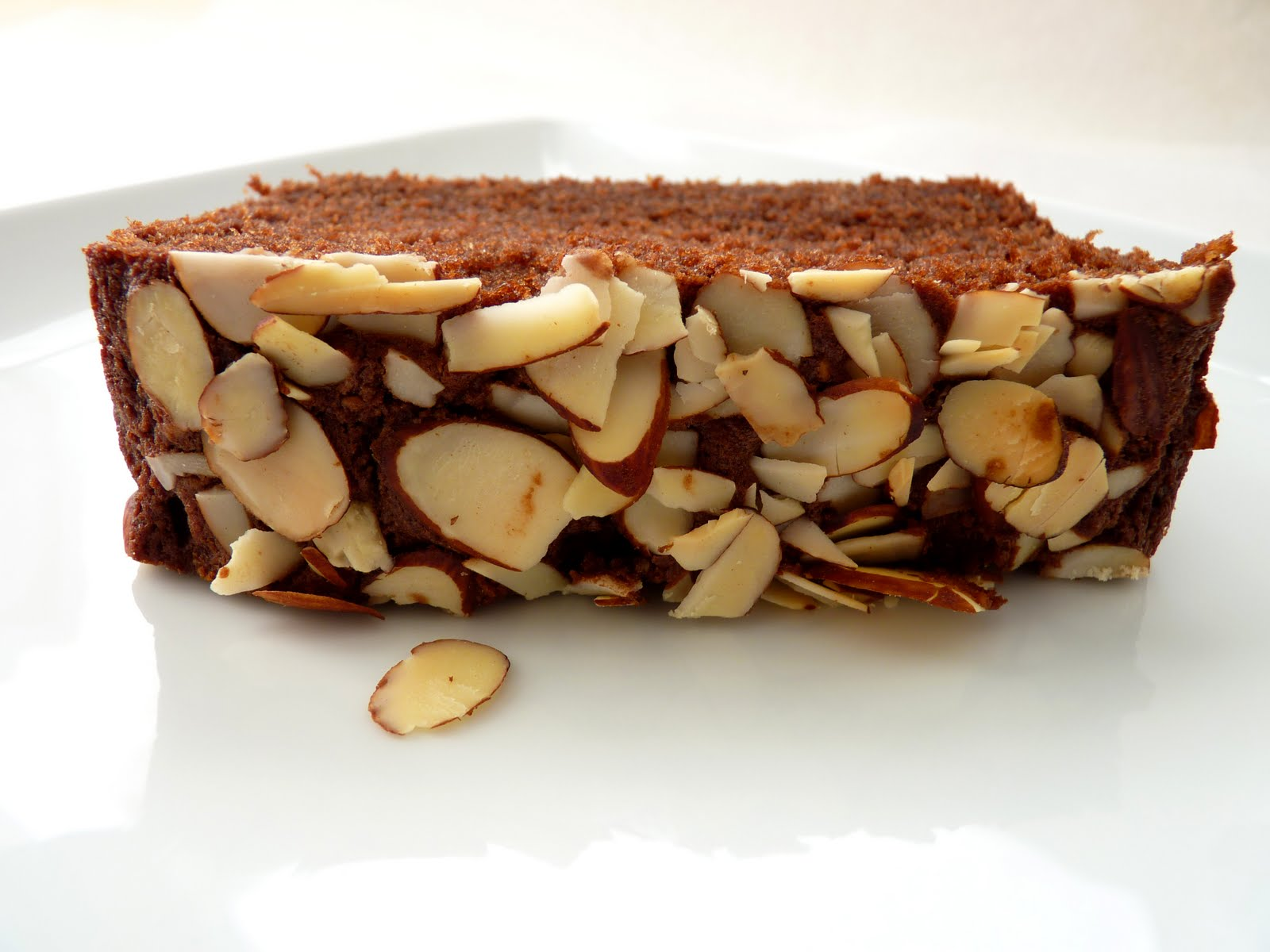 pastry studio: Chocolate Almond Cake
