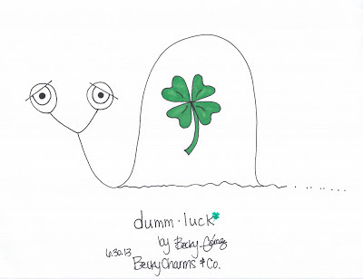 Dummberry in Disguise - dumm•luck by Becky Gomez || BeckyCharms & Co.