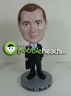 Custom Bobblehead Gift Idea Boss Gift