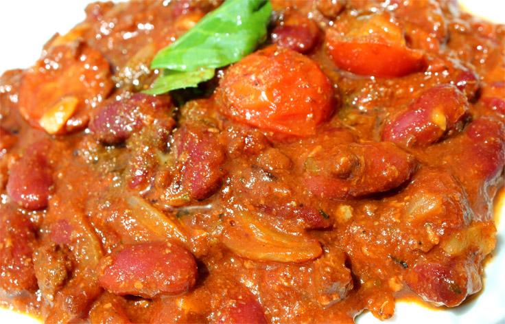 Chili con carne fácil