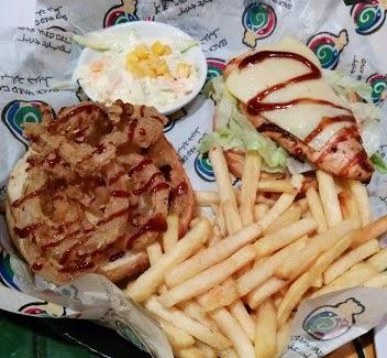 Backyard Grill Riyadh my diary: lunch at back yard grill