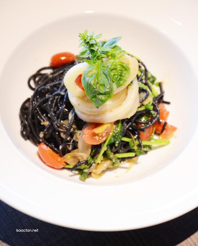 Squid Ink Pasta - RM25