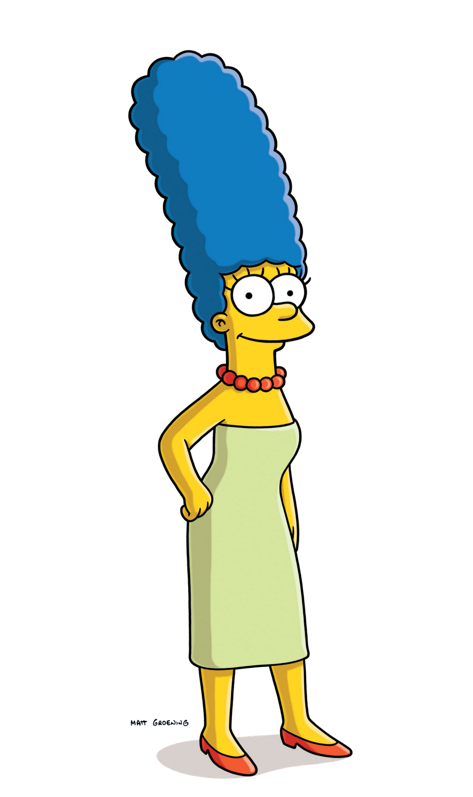 Cartoon characters simpsons png pack - Marge simpson et bart ...