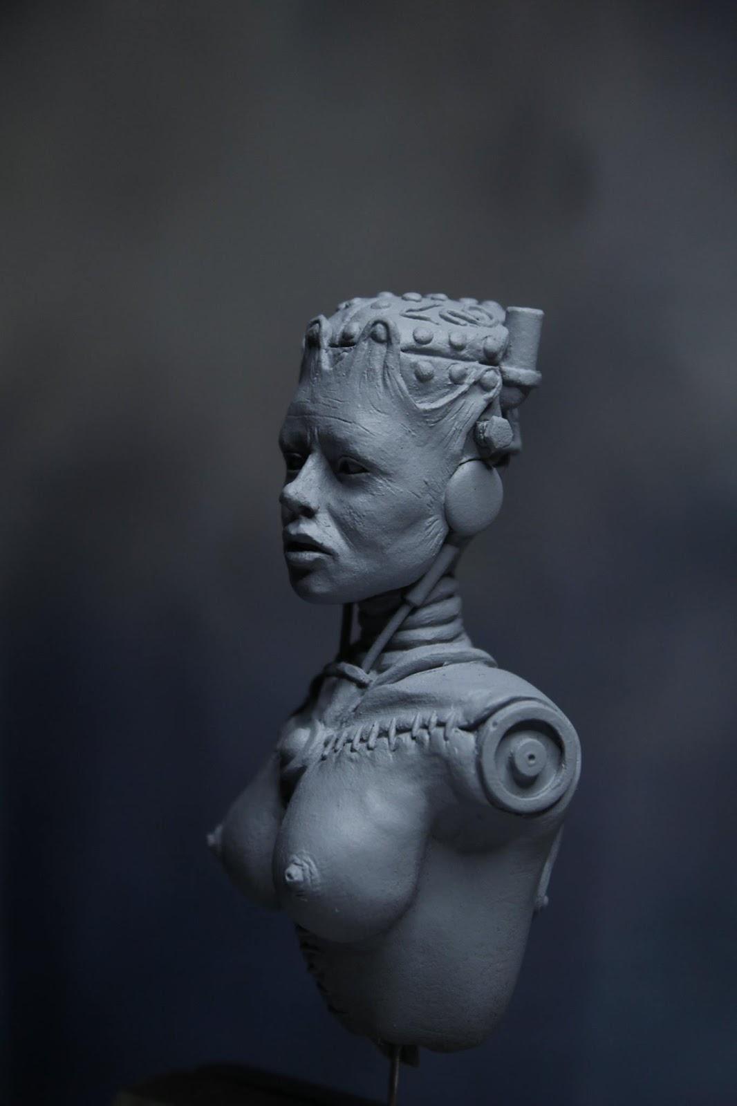 Frankenstein girl steampunk style Frankengirl03