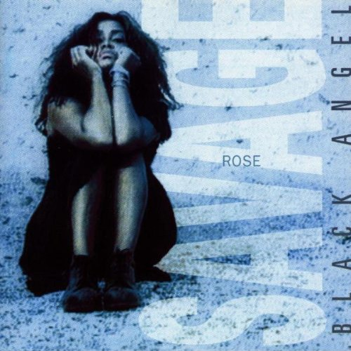 Savage Rose: Black Angel (cd cover)