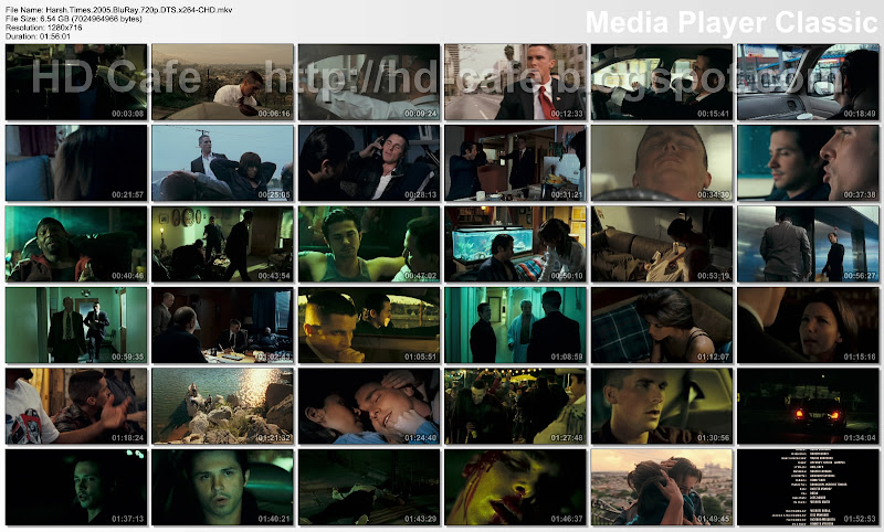 Harsh Times 2005 video thumbnails