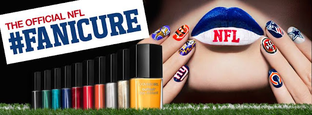 COVERGIRL: Official Beauty Partner of the NFL!!