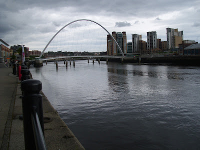 NEWCASTLE QUAY, ENDGLAND, UK