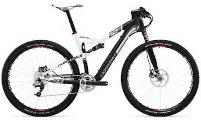 2012 Cannondale Scalpel Carbon 1 29er Bike