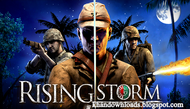 Rising Storm PC Game