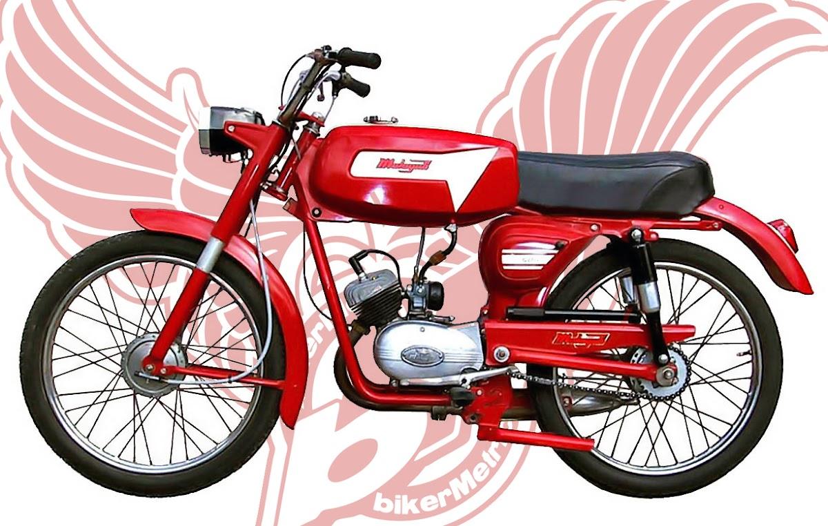 1972 malaguti gam16 50cc moped