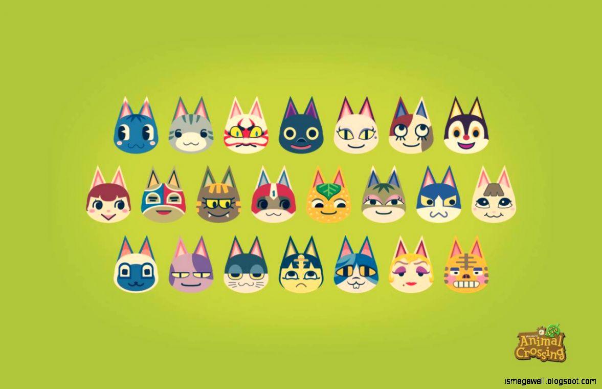 Animal Crossing Wallpapers Mega Wallpapers