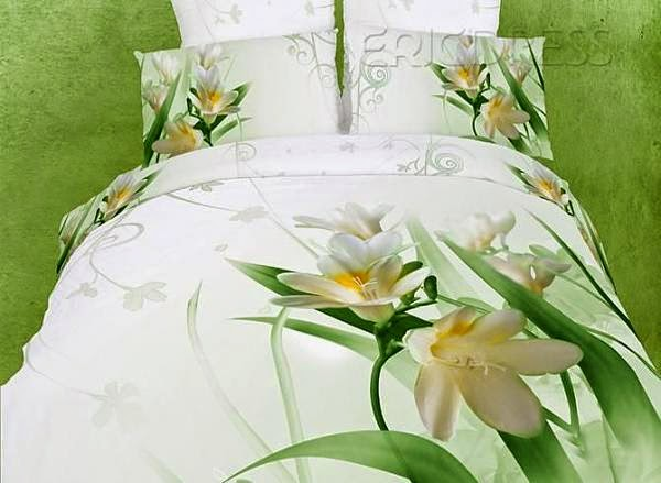 Amazing bed flowers covers for beautiful bedroom