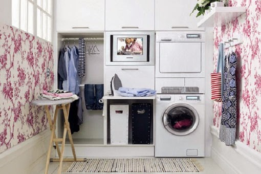 Integrating a Laundry at Home