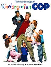 Kindergarten Cop (Un detective en el kinder) (1990) [Latino]