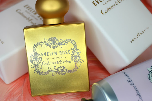 Win: Crabtree & Evelyn Evelyn Rose Collection