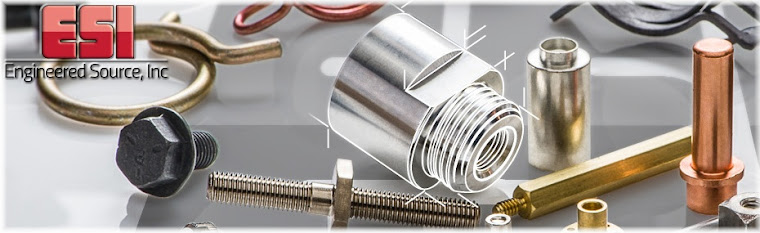 Custom Fasteners & Hardware Supplied by Engineered Source Inc