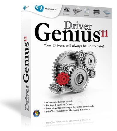 Driver Genius Professional v11.0.0.1112
